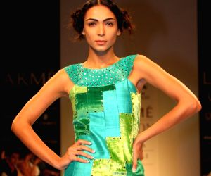 Sudhir & Tapash showed trendsetting Garments for Spring/Summer 2010 at Lakme Fashion Week.