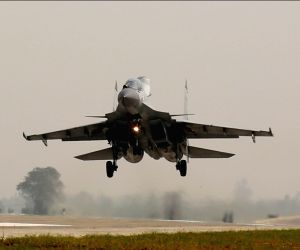 IAF contingent departs for Australia to participate in Exercise Pitch Black