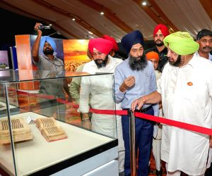 Sultanpur Lodhi: CM Amarinder Singh inaugurates rare books associated with Guru Nanak Dev Ji's exhibitions