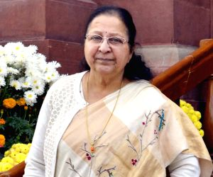 Brightest star of Indian politics: Sumitra Mahajan on Vajpayee