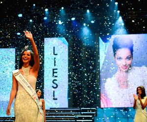 SOUTH AFRICA-SUN CITY-MISS SA 2015-PAGENT
