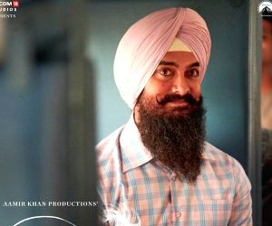 'Laal Singh Chaddha' title song recorded by Mohan K