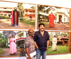 Superstar Mammootty visited Aspinwall House
