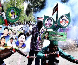 Jayalalithaa wins RK Nagar by-poll