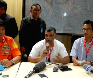 INDONESIA SURABAYA AIR ASIA MISSING FLIGHT
