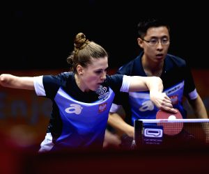 CHINA SUZHOU TABLE TENNIS WORLD CHAMPIONSHIPS MIXED DOUBLES