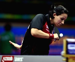 CHINA SUZHOU TABLE TENNIS WORLD CHAMPIONSHIPS WOMEN'S SINGLES