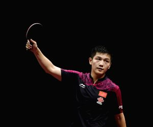 CHINA SUZHOU TABLE TENNIS WORLD CHAMPIONSHIPS MEN'S SINGLES QUARTERFINAL