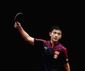 CHINA SUZHOU TABLE TENNIS WORLD CHAMPIONSHIPS MEN'S SINGLES QUARTERFINAL