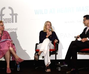 49th IFFI - Panel discussion on 'Wild at Heart, Master at Craft'