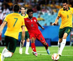 AUSTRALIA SYDNEY AFC ASIAN CUP AUSTRALIA VS OMAN