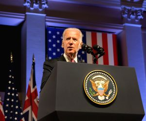 AUSTRALIA SYDNEY U.S. BIDEN SPEECH