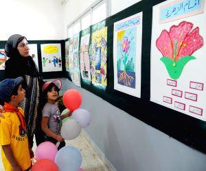 SYRIA DAMASCUS CHILDREN