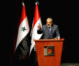 SYRIA-DAMASCUS-INTERNATIONAL MEDIA CONFERENCE AGAINST TERRORISM