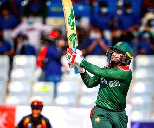 T20 World Cup: Sensational Shakib seals Super 12 spot for Bangladesh (Ld)