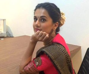 Taapsee Pannu-starrer 'Looop Lapeta' becomes the first film to be covered for Covid-19 insurance in Bollywood