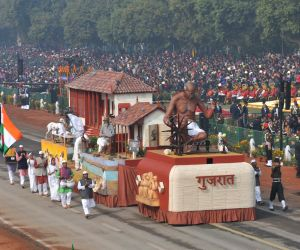 Republic Day Parade 2018 - Gujarat