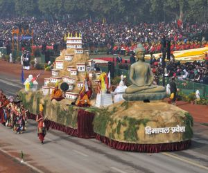 Republic Day Parade 2018 - Himachal Pradesh
