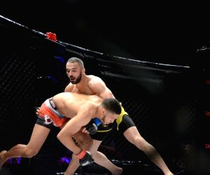 Mixed Martial Arts - Carl Booth vs Tahar Hadbi