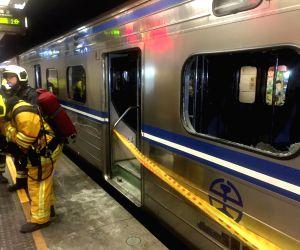 CHINA TAIPEI RAILWAY EXPLOSION