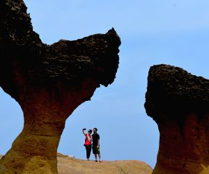 CHINA-NEW TAIPEI-YEHLIU GEOPARK