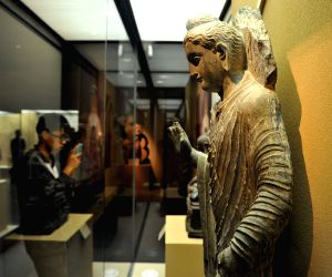 "India's Universe"" displays 127 pieces of Indian cultural relics collected by the LACMA"