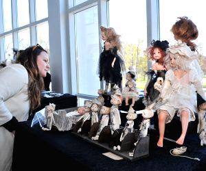 Internatinal Charity Doll Exhibition in Tallinn