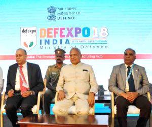 Closing ceremony of DefExpo India 2018