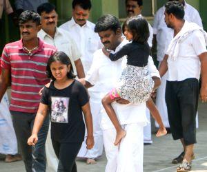 IT Raids at TN Minister's office