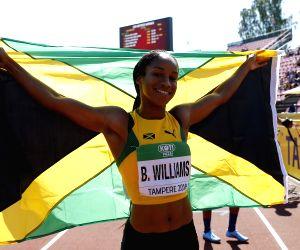 FINLAND TAMPERE ATHLETICS IAAF WORLD U20 DAY 5