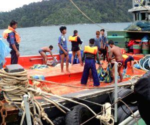 MYANMAR TANINTHARYI MILITARY PLANE MISSING