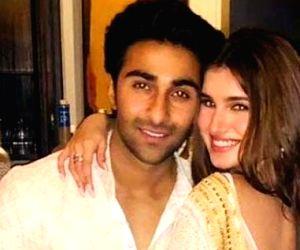 Tara Sutaria wishes happy b'day to her 'favourite' person Aadar Jain