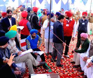Tarn Taran: Sangat Darshan program - Punjab CM