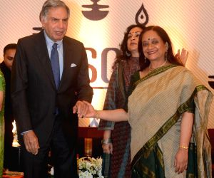 Ratan Tata during an interactive session