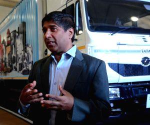 Tata Motors e-commerce exhibition