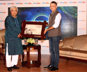 Javed Akhtar launches 'Actve Javed Akhtar'