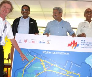 TCS World 10K - Press Conference