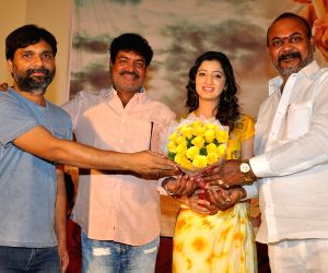 Teaser launch of Telugu film Rakshakabhatudu
