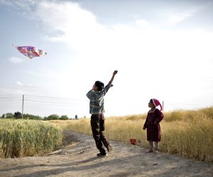 IRAN-BELT AND ROAD INITIATIVE-SCENERY