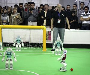 9th RoboCup Iran Open 2014 Competitions in Tehran