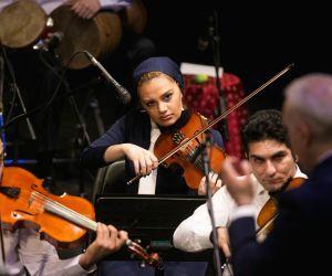IRAN-TEHRAN-FADJR MUSIC FESTIVAL