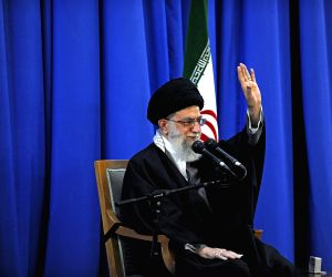 Khamenei rules out talks with US