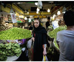 IRAN TEHRAN RAMADAN