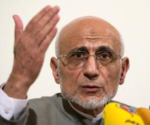 IRAN TEHRAN MIRSALIM ELECTION RALLY