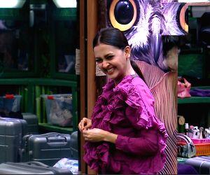 Bigg Boss 15: Tejasswi dresses up for her 'baby' aka Bigg Boss