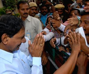 KCR interacts with people