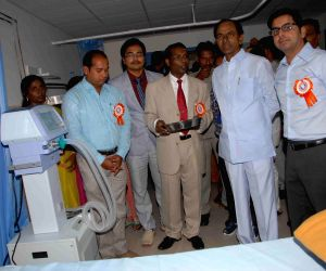 KCR inaugurates Cygnus Institute of Gastroenterology