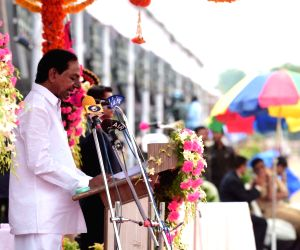 Telangana Formation Day - K. Chandrasekhar Rao