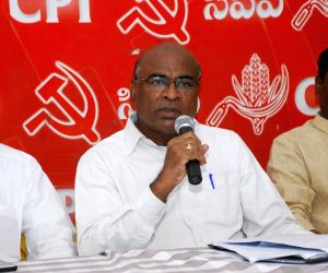 Venkata Reddy's press conference