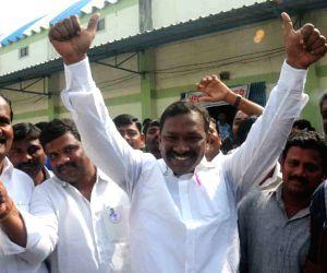 TRS retains Warangal Lok Sabha seat by record margin